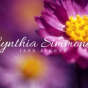 Cynthia Simmons jazz singer flower