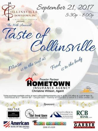 taste of collinsville 2017